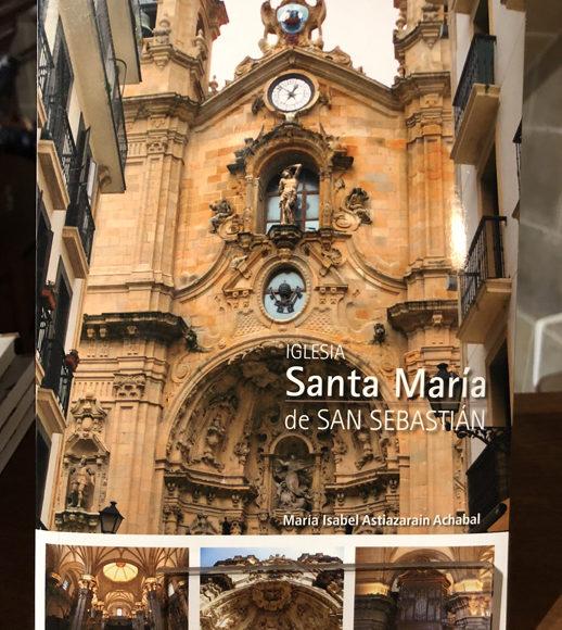 Santa  Maria  Elizari  buruzko  argitalpen  berria