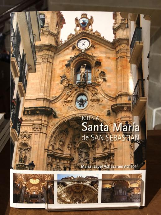 Nueva publicación sobre la Iglesia de Santa María